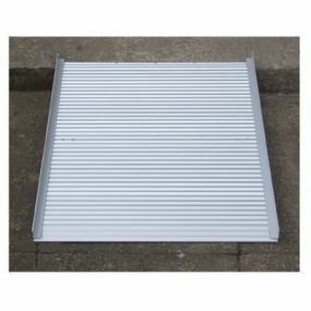 Aluminium Roll Up Ramp - 3ft