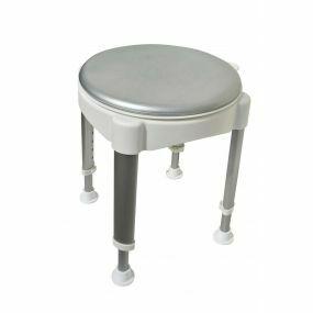 Aluminium Rotating Bath / Shower Stool