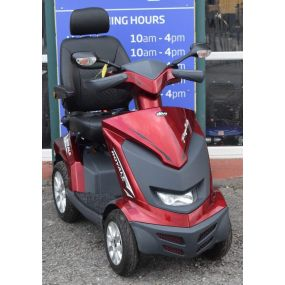 Drive Royale 4 Mobility Scooter - Red **Used**