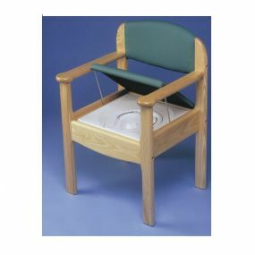 Royale Commode - Ash frame - Green