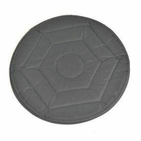 Swivel Cusion 40cm (Black)