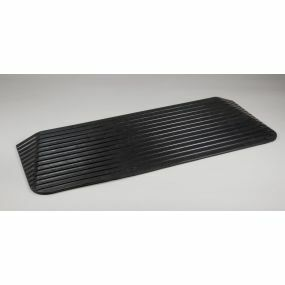 Rubber Threshold Ramp - 100mm (4
