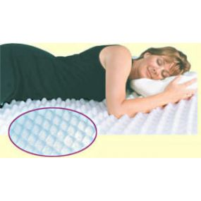 Ripple Mattress Topper