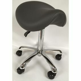 Sissel Saddle Stool - Black