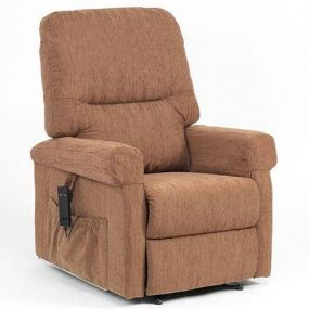 Sasha Riser Recliner Chair - Mocha