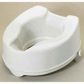 Savanah Raised Toilet Seat - 15cm (6
