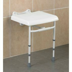 Savanah Wall Mounted Shower Seat - Seat