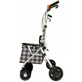 Shopping Trolley Rollator Combination
