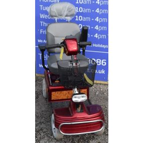 2016 Shoprider Sovereign Mobility Scooter **Used**