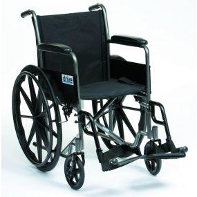 Drive Silver Sport Wheelchair