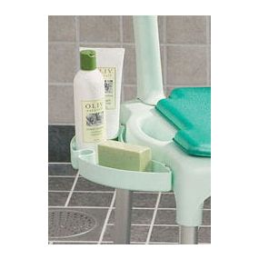 The Swift Shower Chair Soap Dish - Blue