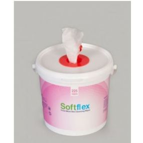 Softflex Wet Wipes (Box 4 x 225)