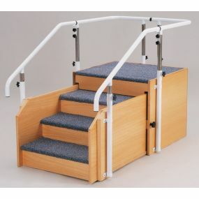 Space Saving Stairs - Carpet Treads