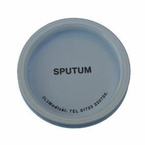 Sputum Pot - Lids Only