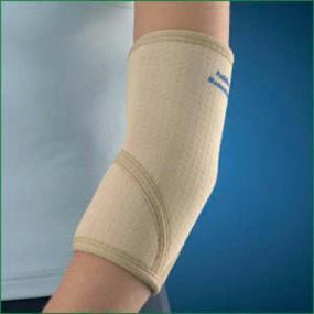 Coolmax Airprene Standard Elbow Sleeve - Beige - Small
