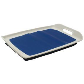 Stay Tray With Bean Bag
