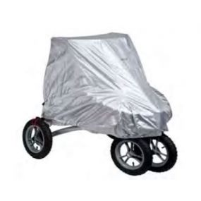 Trionic Veloped Storage Rain Cover - Silver