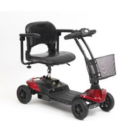 Strider ST1 Portable Mobility Scooter - Red