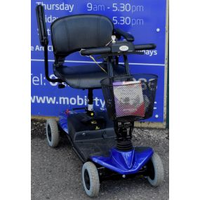 Strider ST1 Mobility Scooter **Used** - Blue