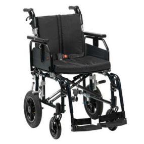 Super Deluxe 2 Alu Wheelchair - Black 22