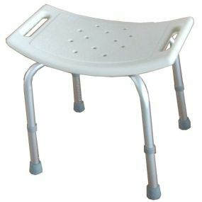 Curved Shower Seat