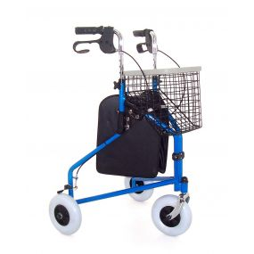 Standard Steel Tri-Walker - Blue
