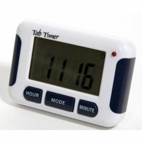 The New 8 Alarm TabTimer