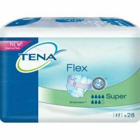 Tena Flex Super Briefs - XL