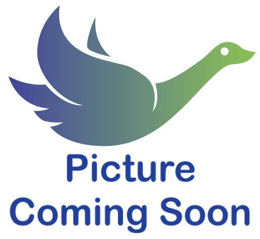 Tenura Silicone Rubber Anti Slip Circular Mat/Coaster (19 cm) Yellow