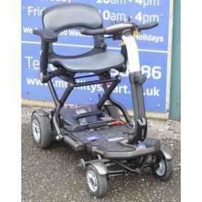 2017 TGA Minimo Plus 4 Folding Mobility Scooter **Used**
