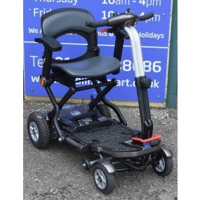 2018 TGA Minimo Plus 4 Folding Mobility Scooter **Used**