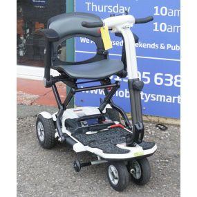 2015 TGA Minimo Plus 3 Folding Mobility Scooter **Used**