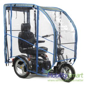 TGA - Supersport Mobility Scooter - All Weather Canopy
