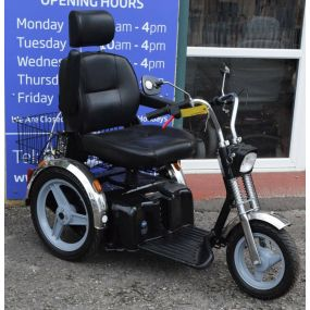 TGA Supersport Mobility Scooter **Used**