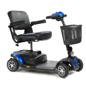 TGA Zest Mobility Scooter with 21Ah Batteries