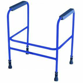 The Ashford Toilet Frame - Blue