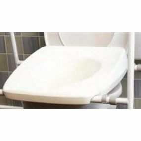 Replacement Seat For Deluxe Stirling Toilet Frame (MS14732 )