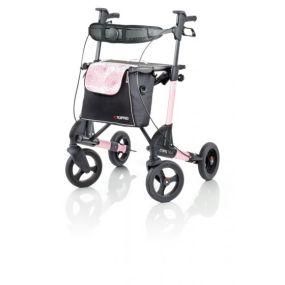 Topro Troja 2G Premium Rollator - Pink