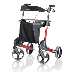 Topro Troja Classic Rollator Medium (Red)