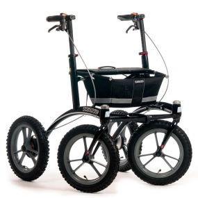 Trionic Walker Rollator - 14 Inch Wheels