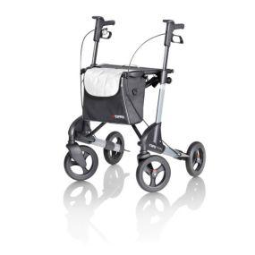 Topro Troja 2G Premium Rollator - Silver - Small