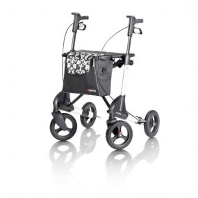 Topro Troja 2G Premium Rollator - White - Small