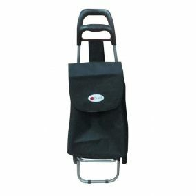 M Brand 2 Wheel Shopping Trolley