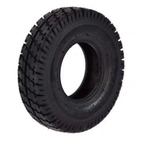 Black Pneumatic 280/250 x 4 Tyre