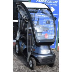 TGA Breeze S4 Mobility Scooter with Canopy Very Good  **Used**