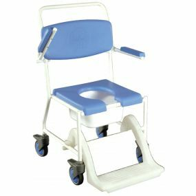 Uppingham Mobile Commode / Shower Chair