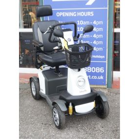 Excel Galaxy Plus 4 Mobility Scooter **Used**
