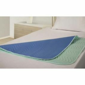 Vida Washable Bed Pad - 70x90cm (Green) Midi