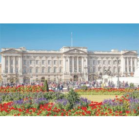 1000 Piece Jigsaw Puzzle - Buckingham Palace