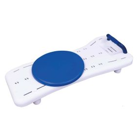 Aidapt Width Adjustable Bath Board WIth Turning Disc